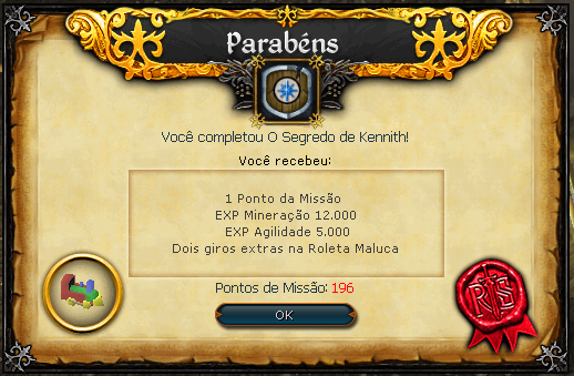 O Segredo de Kennith recompensas.png