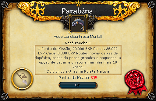 Presa Mortal recompensas.png