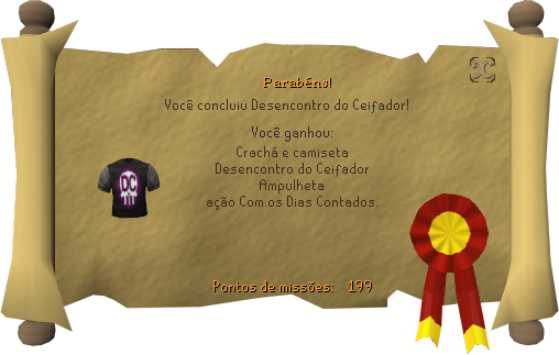 Desencontro do Ceifador recompensas.png